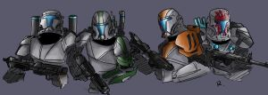 SW:Republic Commando. by Ayej