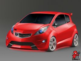Chevrolet Beat Project 6 by arna1