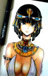 Cleopatra by KenronToqueen