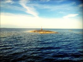 Automatic Lighthouse In The Outern Archipelago by eskile