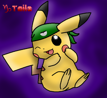 Static the Pikachu RQ by TheSonicFanGirl