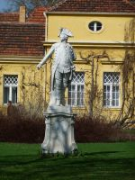 Frederick the Great by two-ladies-stocks