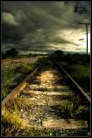 The Rails. by feudal89