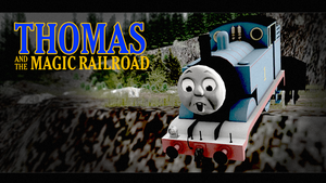 Thomas and the Magic Railroad Promo 3 by DarthAssassin