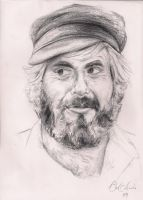 The Fiddler on the Roof - Tevye by Elora-dove