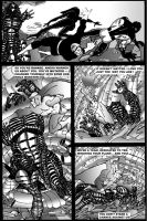 DEATH RAVAGES pg 2 by graffilthy