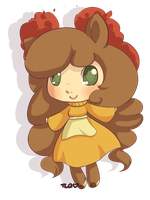 HPM: Joesy Autumns ending Chibi by TheLonelyQueen