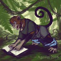 Jungle Tome by Ageaus