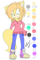 NC REF:Jacee The Wolf by yorkthetomboy