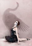 Black Swan by miyu-chan