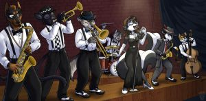 [Commission] A Tribute to Swing by TehMutt