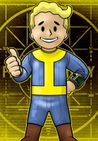 Vault Boy by Thuddleston