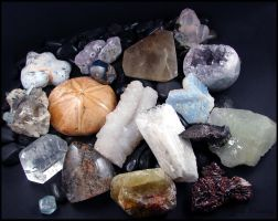 My Stone Collection - Part 9 by andromeda