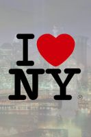 I Love NY 2 iPhone-iPod Touch by tancro