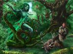 Keeper of the forest. by Kondor-6996