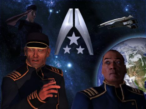 Alliance Military by Bebbe88