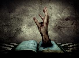 Book Of The Dead by voodooboo