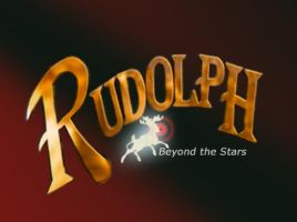 Rudolph- Beyond the Stars logo by Cast2012