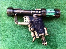 Nerf steampunk upgrade by carlcom66
