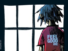 Feel Good Inc. by SemperBellis