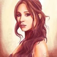 Troian Bellisario, Spencer Hastings. by artissx