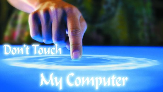 Don't Touch My Computer-1 by rahmanat1