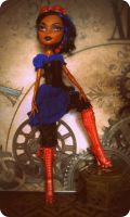 Monster High STeampunk by SalliCostumer