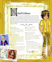 EAH: Michail Goldman Bio by pixiesera