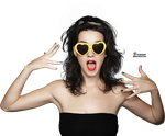 Katy Perry png 5 by iamszissz