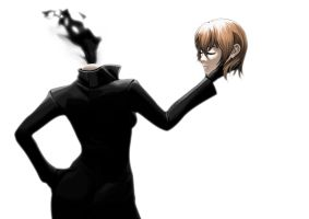 Celty Sturluson - To be or not to be... by cielociel