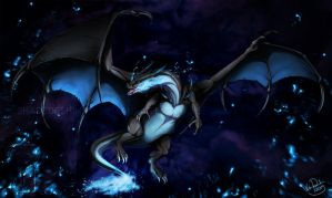 Contest prize: Fury of the Dragon by ShadeofShinon