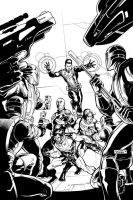 Legion 7 cover updated by Cinar