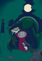 Little Red Riding Hood 02color by Fuacka