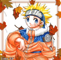 Naruto of the Leaf Village by thegreatlimechan