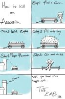 How To Kill An Assassin by Aikira-chan