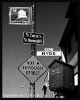 Signs, San Francisco, 1999 by DaveR99