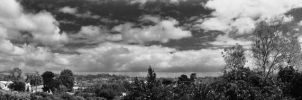 My Backyard Panorama by TheFastFiduciary