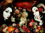 Harvest of the Souls by AlchemyArtist