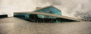 Oslo Opera House Panorama HDR by frgz