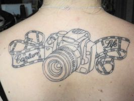 Camera Tattoo by tgc-photography