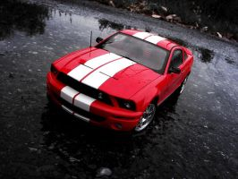 AUTOart Shelby GT500 -3 by FordGT