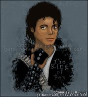 MJ The KING of Pop by MissKingdomVII
