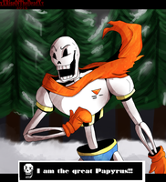 :: The Great Papyrus :: by xXRiseOfTheDeadXx