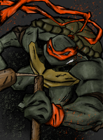 Cowabunga by Robrkid