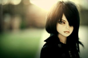 Brighter black by hiritai