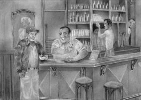 Bar Moments by C-Deveraux