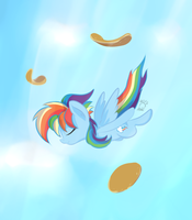 Freefall with Pancakes by Blastdown