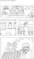 """How to kill your """"friends"""" pg.1 by Checkerspades"""