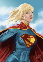 Supergirl by Letth