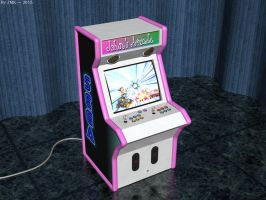 Another Arcade Cabinet 2 by JohnK222